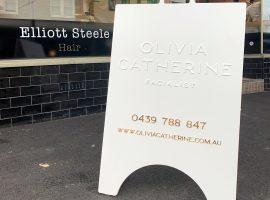 Olivia Catherine A-frame
