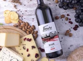 Ferraro Wine Label