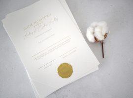 Suzie Mcintosh Certificates